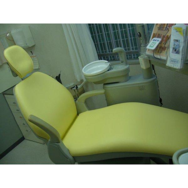 画像1: オサダ製 歯科イス 張替