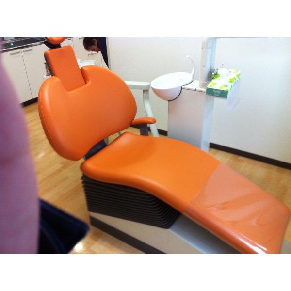 画像2: シロナ製 歯科ユニット 張替