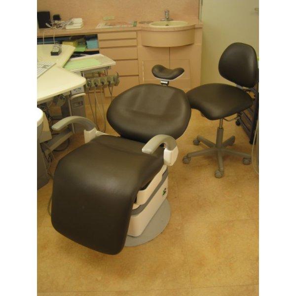 画像2: タカラ製 ラポール 歯科ユニット 張替