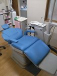 画像2: ヨシダ製 歯科ユニット肘置き有 張替 (2)