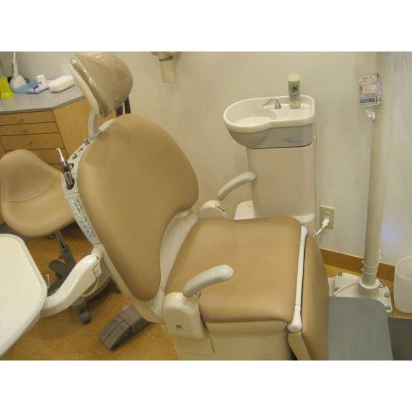 画像1: モリタ製 スペースラインイムシア 歯科ユニット 張替