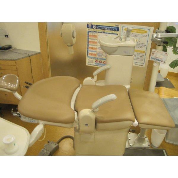 画像2: モリタ製 スペースラインイムシア 歯科ユニット 張替