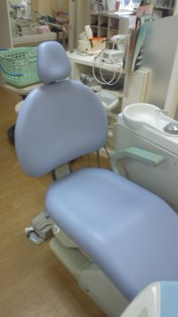 ヨシダ製 REINA 歯科ユニット 張替
