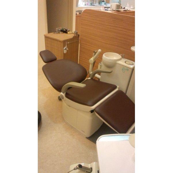 画像3: ヨシダ製 テクニート 歯科ユニット 張替