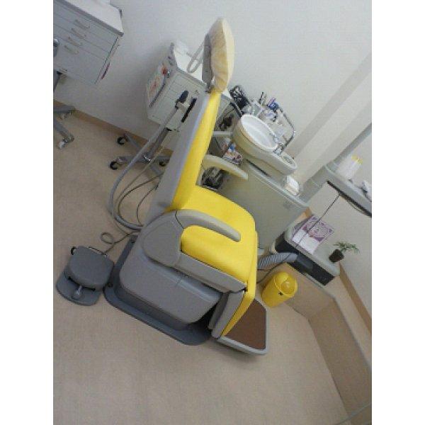 画像2: オサダ製 スマイリーノーベル 歯科ユニット 張替