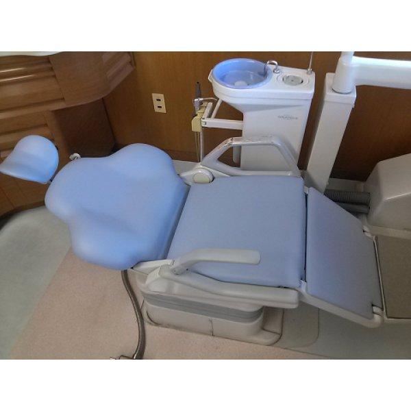 画像3: モリタ製 歯科ユニット 張替