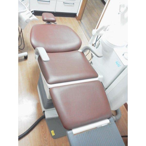 画像3: ヨシダ製 テクニート(セパレート) 歯科ユニット 張替