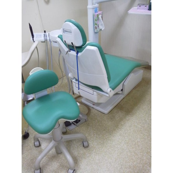 画像2: カボ製 歯科ユニット 張替(透明マット付)