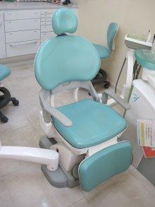 他の写真1: ヨシダ製 エクシードef 歯科ユニット ふわもこ張替