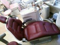 ヨシダ製  歯科ユニット ノバA1 ふわもこ張替