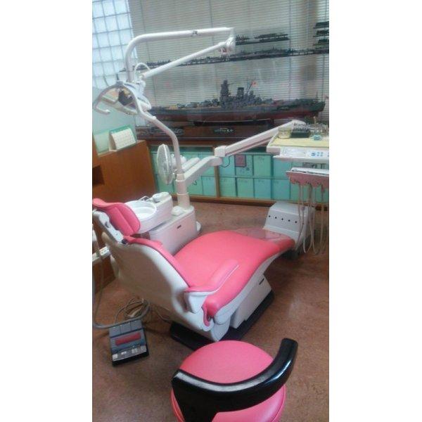 画像2: オサダ製 歯科ユニット スマイリー  張替