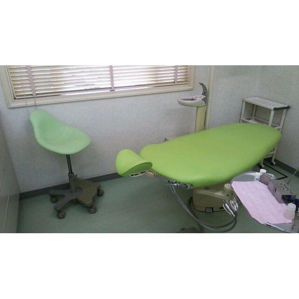 画像1: モリタ製  HPO 歯科ユニット 張替