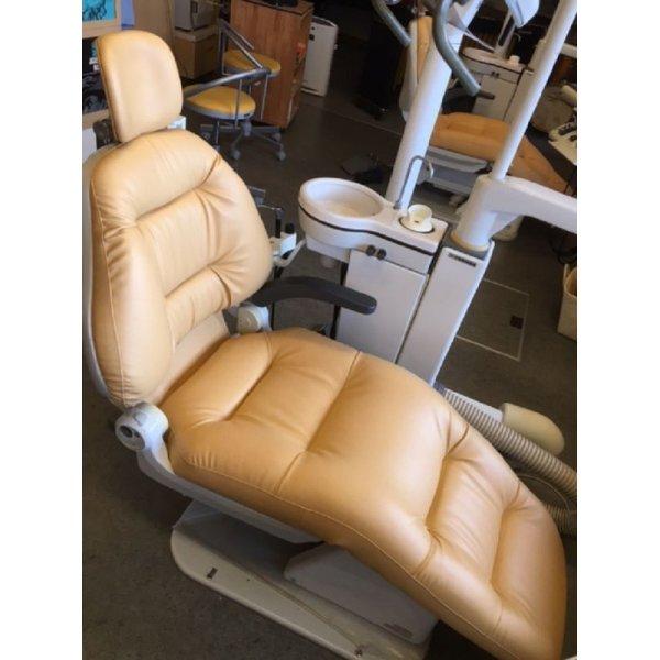画像1: ヨシダ製  歯科ユニット ノバB1 ふわもこ張替