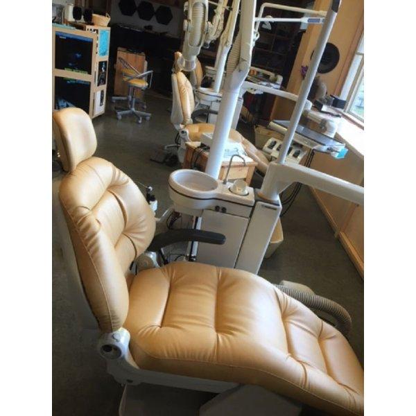画像2: ヨシダ製  歯科ユニット ノバB1 ふわもこ張替