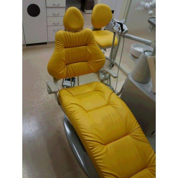 画像1: カボ製 歯科ユニット エステチカ ふわもこ張替