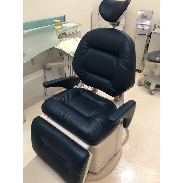画像1: モリタ製 POS 歯科ユニット ふわもこ張替