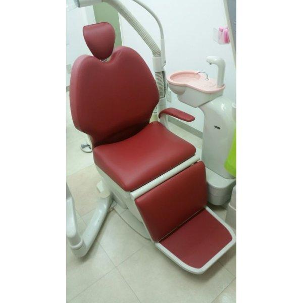 画像1: オサダ製 歯科ユニット スマイリーZ 張替