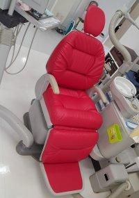 オサダ製 歯科ユニット スマイリーノーベル ふわもこ張替(L-1456)
