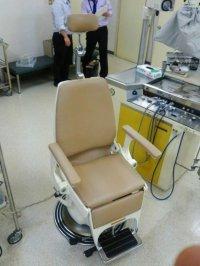 ナガシマ製 耳鼻咽喉科ユニット 通常張替(L-1432)