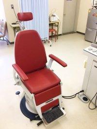 ナガシマ製 耳鼻咽喉科ユニット 通常張替(L-1457)