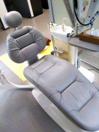 タカラ製 ベルポートII 歯科ユニット ふわもこ張替(L-1521)