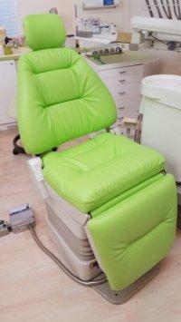 キング製 歯科ユニット ふわもこ張替(L-1479)