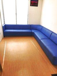 待合椅子 張替 (L-1497)