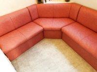 待合椅子 張替 (L-1355)