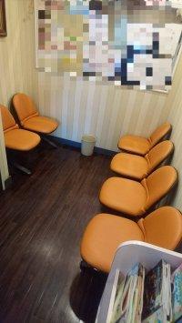 待合椅子 1人掛け 張替(L-2803)