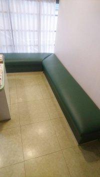 待合椅子 張替(L-2854)