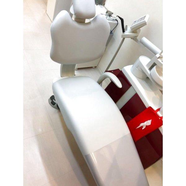画像1: カボ 歯科ユニット 通常張替(L-2867) 透明シート付