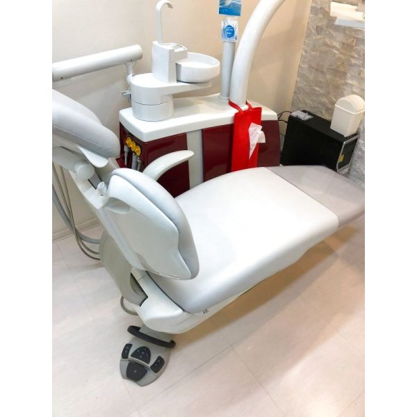 画像2: カボ 歯科ユニット 通常張替(L-2867) 透明シート付