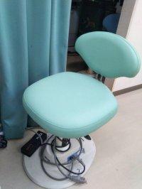 眼科用 患者椅子 張替(L-2844)