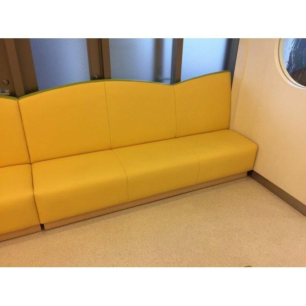 画像4: 待合椅子 張替(L-2832.2840)
