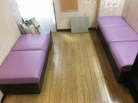 待合椅子 張替 (L-2828)
