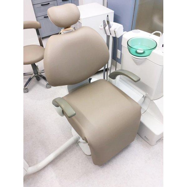 画像1: タカラ 歯科ユニット(ロールアップ付) 低反発張替 (L-2796)