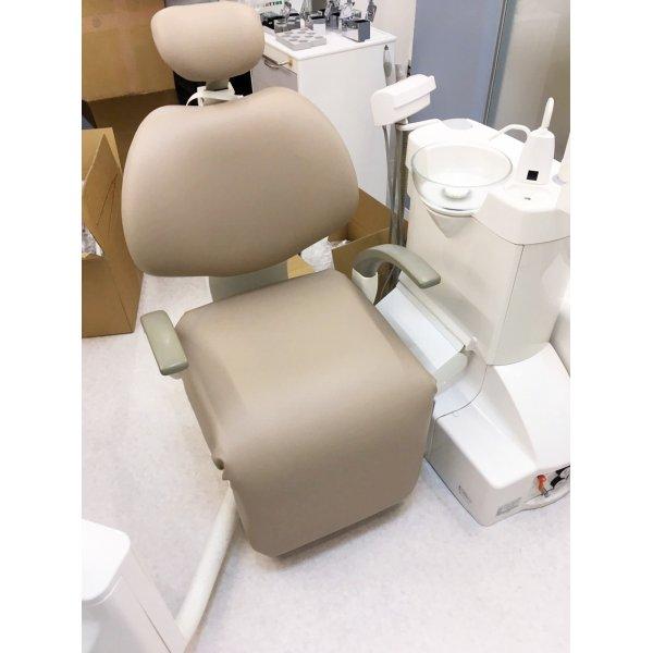 画像2: タカラ 歯科ユニット(ロールアップ付) 低反発張替 (L-2796)