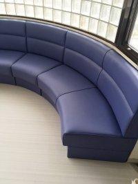 待合椅子 張替(L-2866)